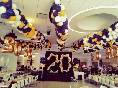 Floral/Balloon Decor Training