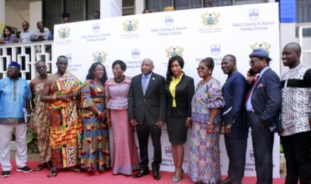 Tourism Ministry reopens hotel, catering and tourism training institute